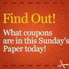 Sunday Coupon Insert Preview 04/07/13
