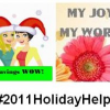 Join Us for the #2011HolidayHelp Twitter Party on 12/14