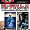 {WOW!} Free Admission to Hollywood Palms or Hollywood Blvd 2/5 (Chicago-Area)