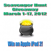 {Giveaway} Apple iPad 2 - March Scavenger Hunt (Ends 3/18 at 12:01 EST)