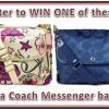 {#BTSCoach} Coach Kyra Messenger Bag (Ends 8/31 at 11:59 PM EST)