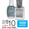 $1 For Sally Hansen Special Effects Nail Color at Walgreens 2/10-2/16/13