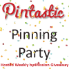 {#MissionGiveaway} Pintastic Pinning Party