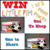 {#MissionGiveaway} Win a Little Pim French or Spanish 3 DVD Set For You and One to Give to a Friend (Ends 4/19/13 at 11:59 PM EST)