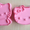 Hello Kitty Cookie Cutter and Cake Mold for Only $1.99 Shipped