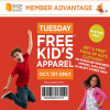 * HOT * Free Kid's Apparel at Sears Outlet 10/1/13