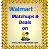 Walmart Matchups and Deals 10/27-11/2/13