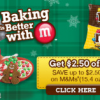 * HOT * $2.50 Off M&Ms Coupon – Great for Baking!
