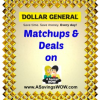 Dollar General Matchups and Deals 12/1-12/7/13