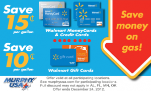 Gift Card At Walmart Gas Station - Gift Ideas