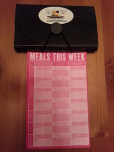 Meal Planning Prize Pack