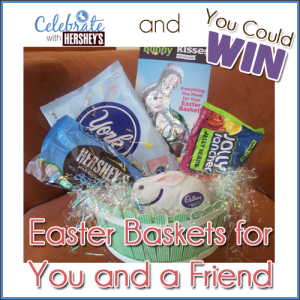 Hershey's Easter Prize