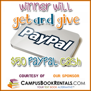 Campus Books PayPal Prize