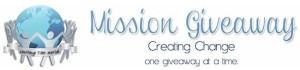 Mission Giveaway Logo