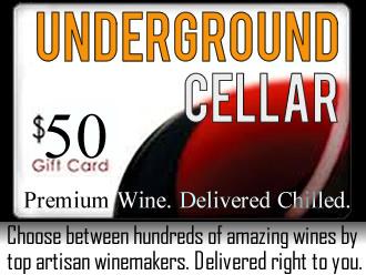 Underground Cellar Prize