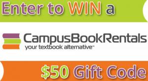 Campus Book Rentals Prize