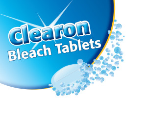 Clearon Bleach Tablets