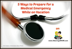 Preparing for a Medical Emergency