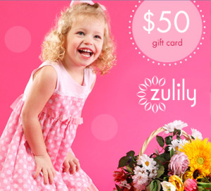 Zulily Gift Card