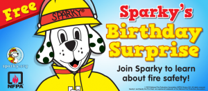 Sparky's Birthday Surprise 2
