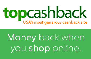 Top Cash Back Logo