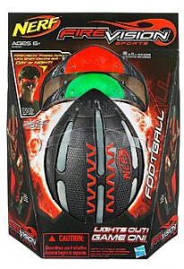 Kmart Nerf Firevision Sports Football