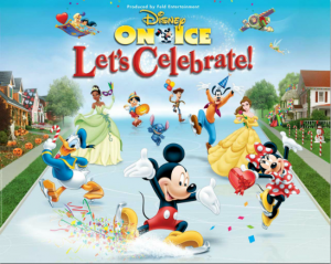 Disney on Ice presents Let's Celebrate!